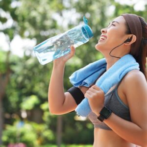 Never Overlook the Importance of Staying Hydrated While Exercising