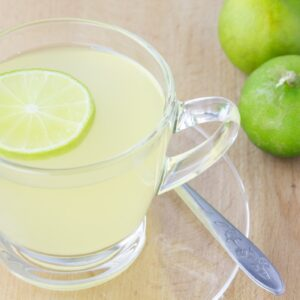 Warm Water and Lime: Accessible Benefits at Your Fingertips